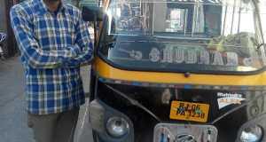 Auto Passenger Kamlesh Mali Bhilwara