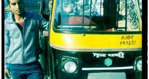 Auto Passenger Babu Lal Mali Bhilwara