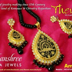 Dhanshree Thewa Jewels -Thewa Jewellery