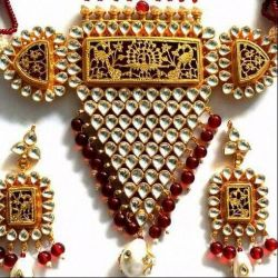 VS Thewa jewellery-Thewa Art in Pratapgarh